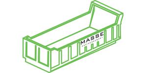 Société de recyclage Masse Environnement, Location de bennes en Gironde
