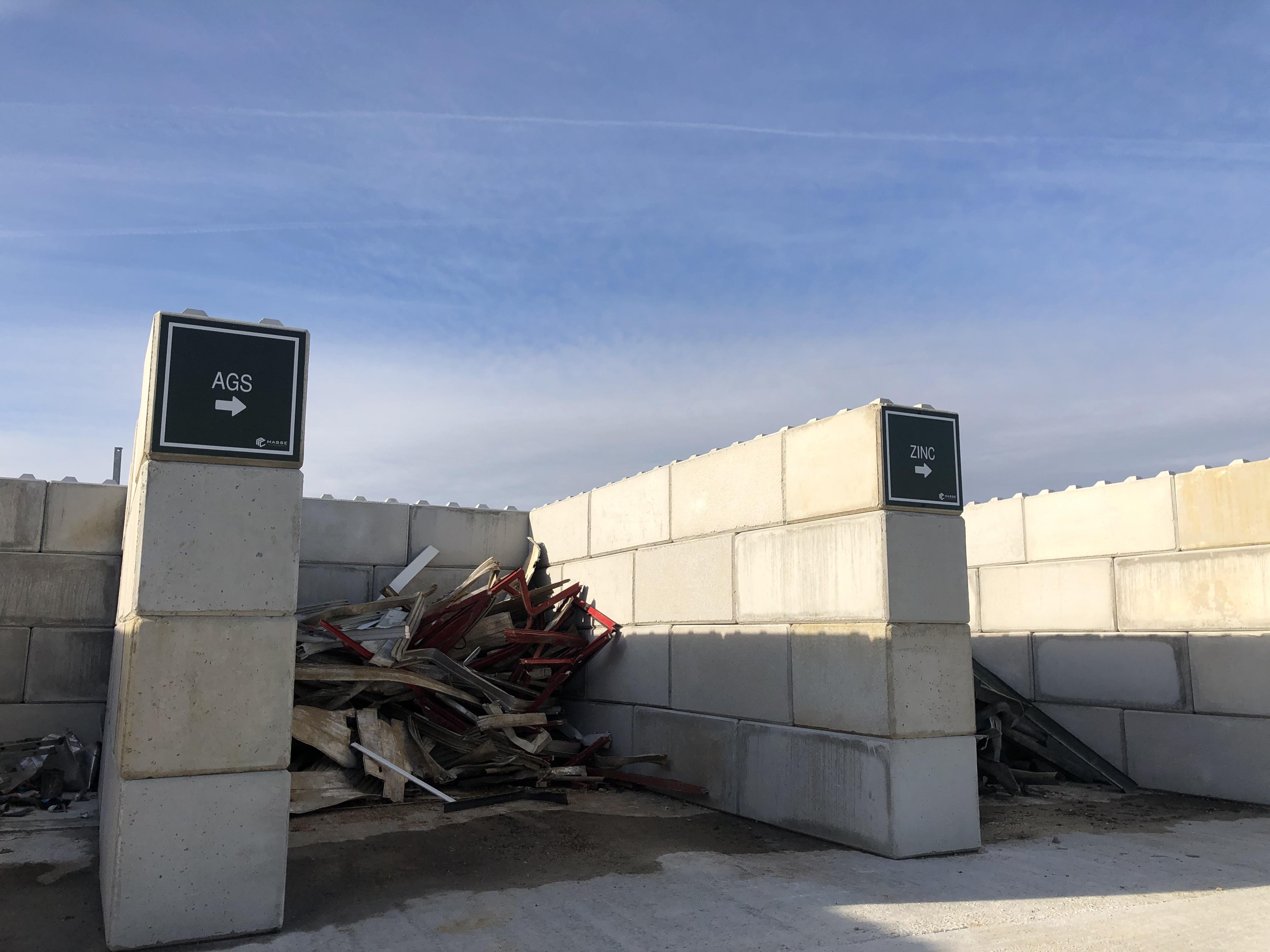 Société de recyclage Masse Environnement Gironde