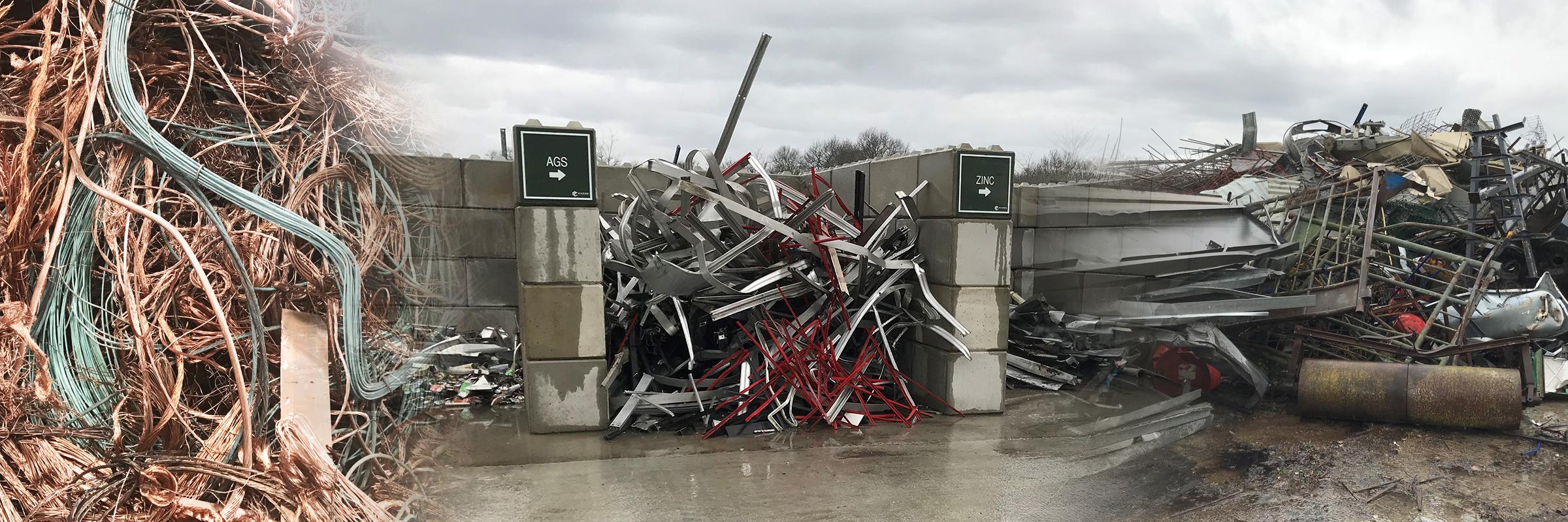Société de recyclage Masse Environnement, Ferrailleur en Gironde